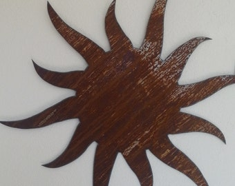 let the sun shine wall decor 15 - Sun Wall Decor