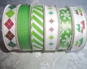 Christmasl Ribbon Winter by American Crafts
