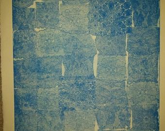 Garden Patch Blue