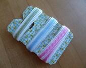BOGO SU Pretty Striped Ribbon Batches