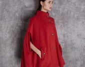Red Blazer / Jacket (S007)