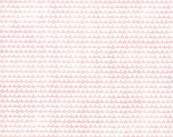 Fresh Cut - Lilac Meadows in Pink Flambe by Basic Grey for Moda Fabrics