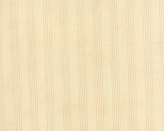 Country Orchard - Rail Fence in Cream by Blackbird Designs for Moda Fabrics