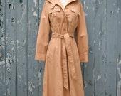 80s Beau Brem Raincoat Size S