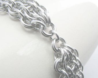 Penelope Chainmaille Bracelet