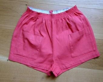 vintage 1950s pin up shorts