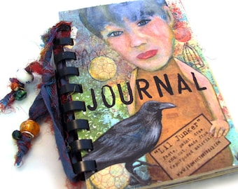 small smash book junk journal