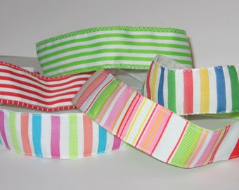 No Slip Headband, Wide Striped Headband, Yoga Headband, Sweatband, Girl Gift, Marathon, Runner, Sports, Jogger Headband, Velvet Headband,
