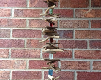 Five Elements Driftwood Chime