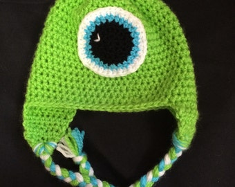Handmade Mike Hat - Monsters Inc.