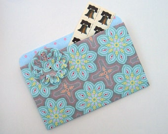 Refrigerator Folder Magnet and Coupon Wallet, Binder or Organizer for Recipes, Coupons and Photos