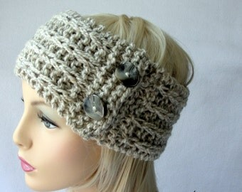 Knitting Pattern Ski Headband : Knitted Hat Pattern Knit slouch beanie pattern Knit Chevron
