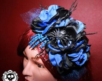 Flower Spider Spike Headband