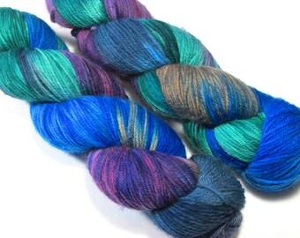Organic Merino Yarn Hand Dyed (HGW23)