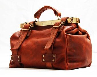 Leather DSLR Camera bag, Gladstone Doctor bag, leather handbag,leather handbag, women leather handbag
