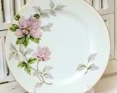 Dinner Plate Seyei Fine China Peony Pattern Table Setting #2104