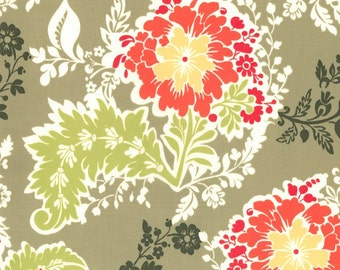 PARTY DRESS in Thyme SH5234 - Secret Garden by Sandi Henderson - Michael Miller fabric - 1 yard