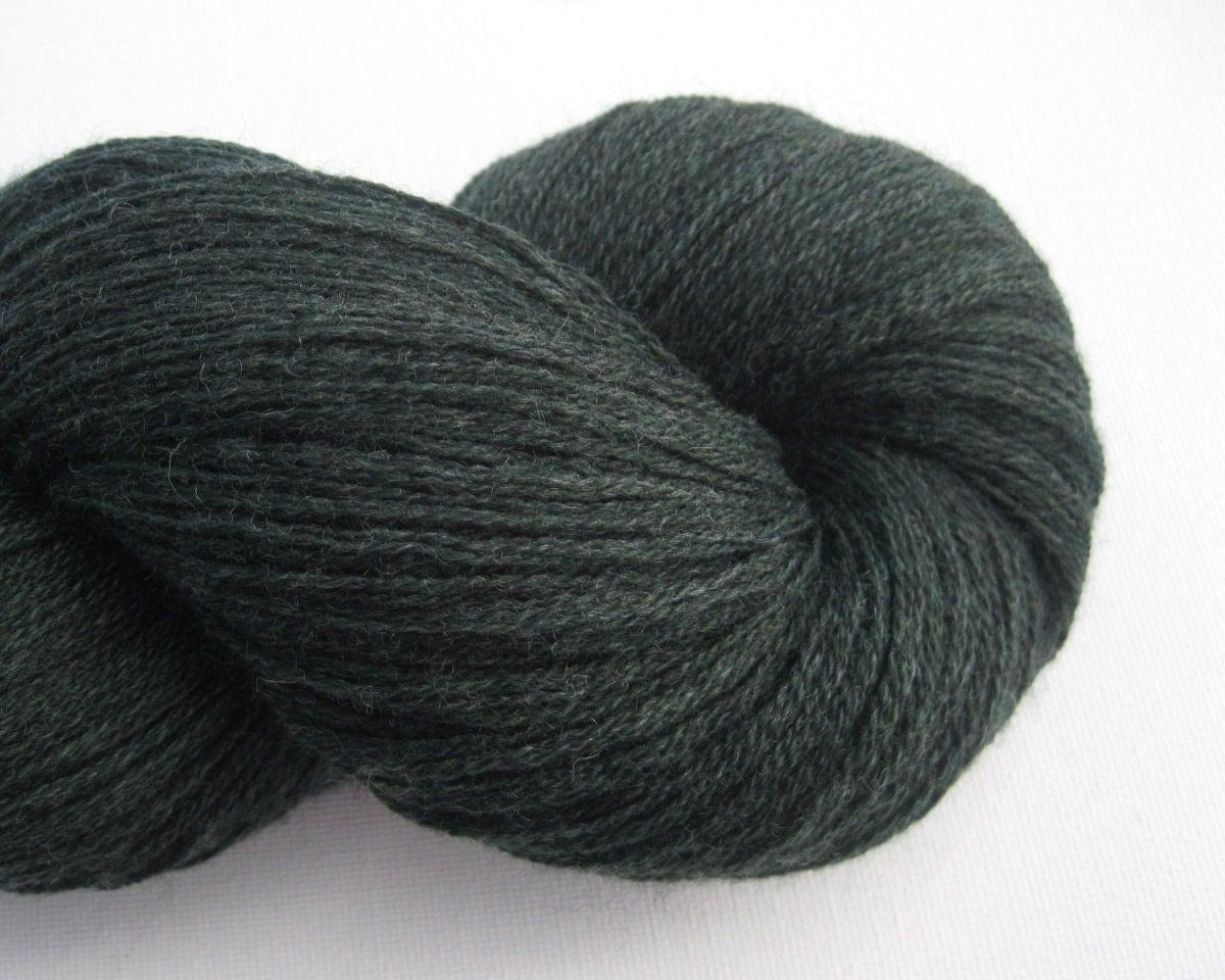 Merino Yarn : Fingering Weight Recycled Merino Wool Yarn by ThoughtfulRoseSupply
