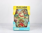 Vintage Game, The Big Game Bagatelle By Marx, Vintage Game, Old Toy, Play-Line Game