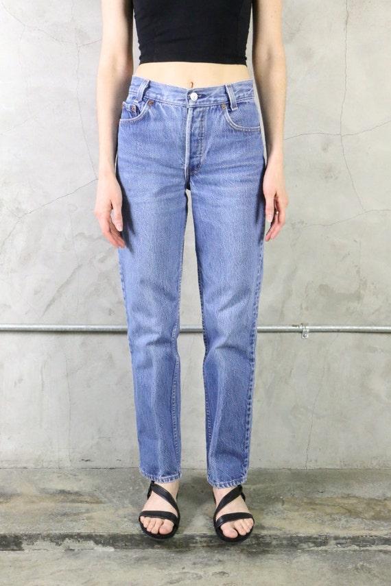 levis 501 jeans indigo 70er jahre 80er jahre von youngandukraine. Black Bedroom Furniture Sets. Home Design Ideas