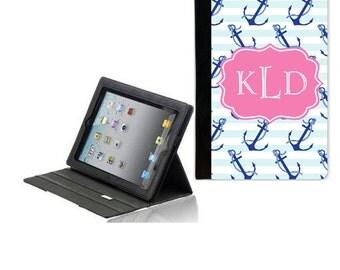 Personalized iPad 2/ iPad 3 Folio Case Cover Design your Own- Personalized iPad mini Case