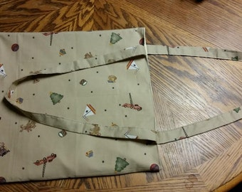 Fabric Bag in Children's Print With Lining