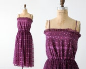1970s dress St Gillian by Kay Unger