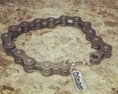 Rebel Behavior bike bracelet