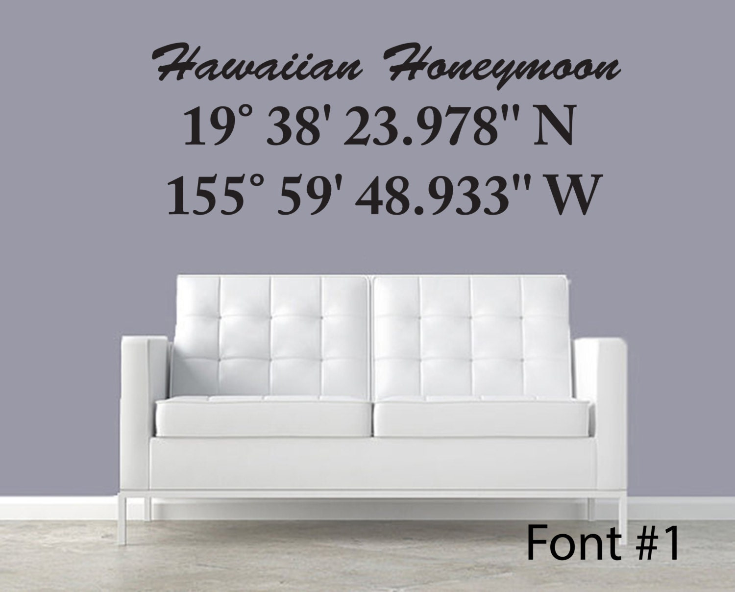Latitude longitude coordinate wall decal personalized with zoom amipublicfo Images