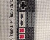 Nintendo Cross Stitch Pattern