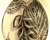 Tree Branch Spoon Pendant