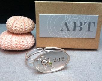 Baby or Child's Sterling Silver Bracelet