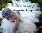 headpiece, headband, child headband, toddler headband, baby headband, flower girl, birthday headband, flower headband, newborn headband