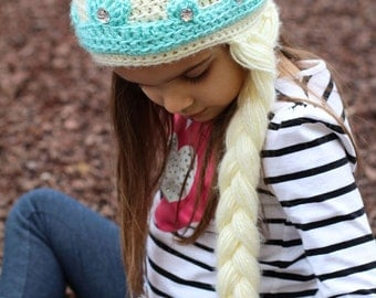Elsa Hat - Made to Order - Inspired by Frozen