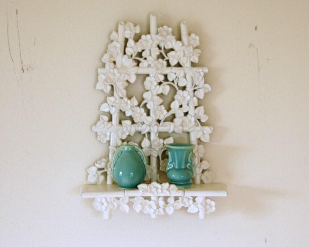small wall shelf white floating shelf by sentimentalfavorites. Black Bedroom Furniture Sets. Home Design Ideas