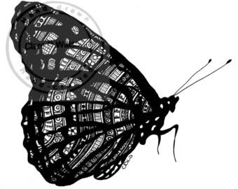 Butterfly VII Art Print