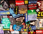 LARGE Tshirt Quilt - Custom Order DEPOSIT ONLY - Send Me Your Shirts and I'll Make You a Quilt!