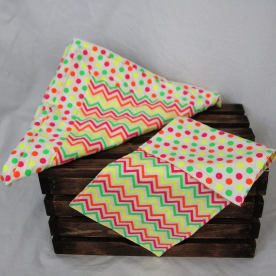 Bright 100 Percent Cotton Soft Flannel Baby Receiving Blanket