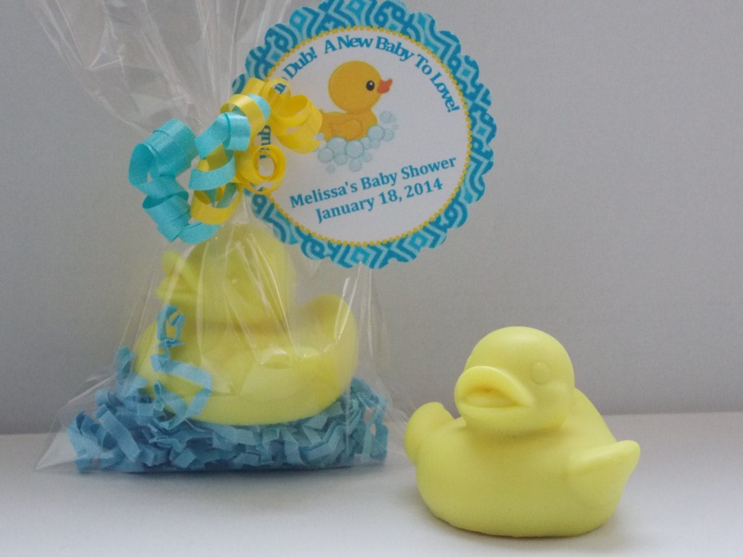 10 rubber ducky soap favors ducky baby shower by mystiquebubbles