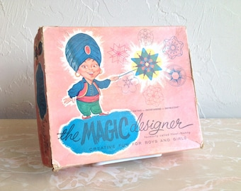 The Magic Designer Formerly Called Hoot-Nanny