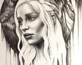 Daenerys Targaryen - Khal...