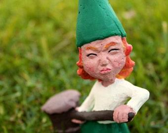 Zombie Gnomes: Eveyln