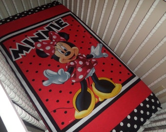 Design your own .. Custom Crib or Toddler fitted bed sheet .. You send me your fabric & I will sew your fitted sheet