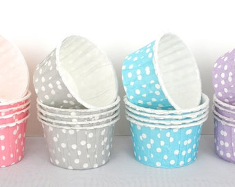 "Baking Cups _Candy / Nut Cups...20 Ct.  Ice Cream Cups / Nut Cups / Baking Cups / Dips / Sauce Cups / Cupcake Cups ""Frozen"" Themed Party"