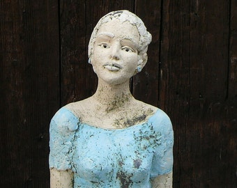 Ceramic Sculpture - Woman