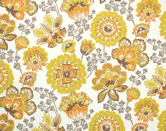 gallery for 1960s floral wallpaper