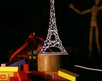 String Lights Eiffel Tower : eiffel tower lights Etsy
