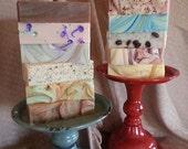 The Sudzy Soap Sampler 10-Soap Soap Sack Inglenook Soaps