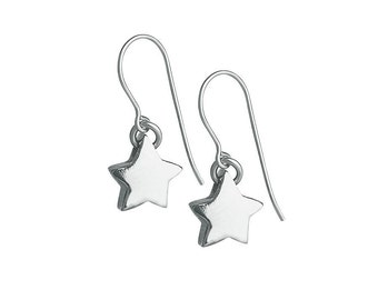 One In A Milllion Star Earrings in Sterling Silver