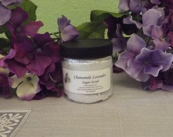 Love Me Lavender Sugar Scrubs 4 ounce...You Choose Lavender Fragrance